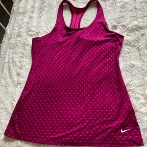 Nike women's tank Sz L